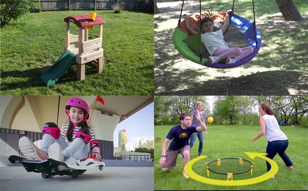 Unusual Outdoor Toys Best 1 For Your