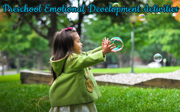 Preschool Emotional Development Activities