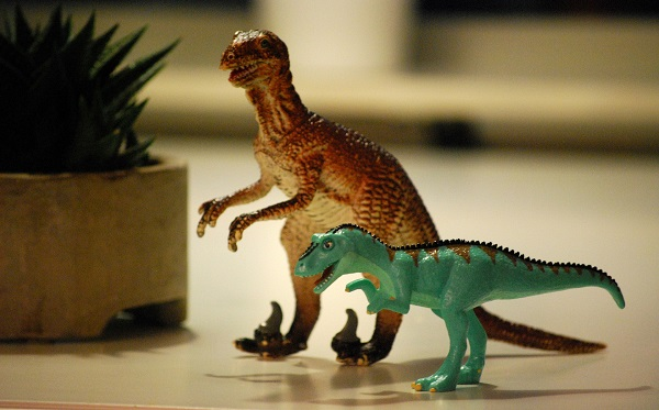 Dinosaur Toys for 2 Year Olds